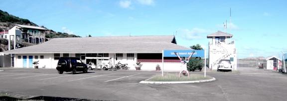 Uniun Island Airport