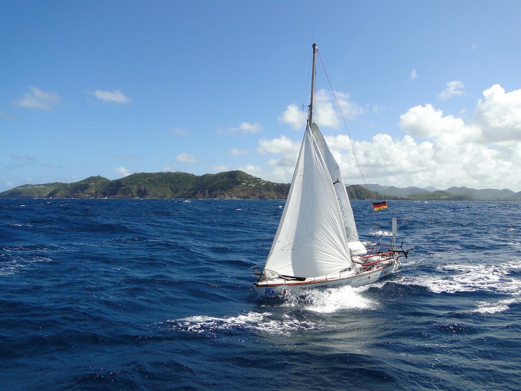 St. Lucia - Martinique
