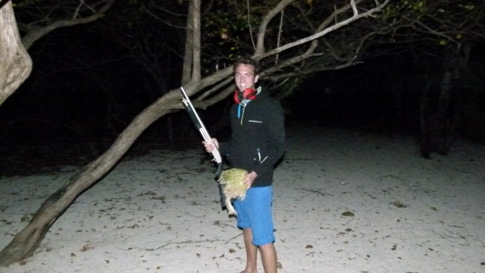 shotting Range Karibik